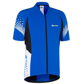 Gonso Martens Rad-Trikot Herren rich blue